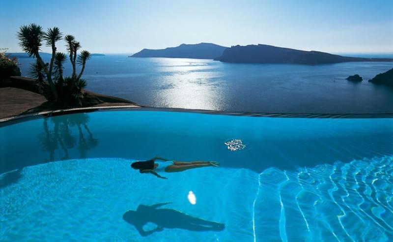 Quali sono le piscine più belle del mondo? PARTE 1