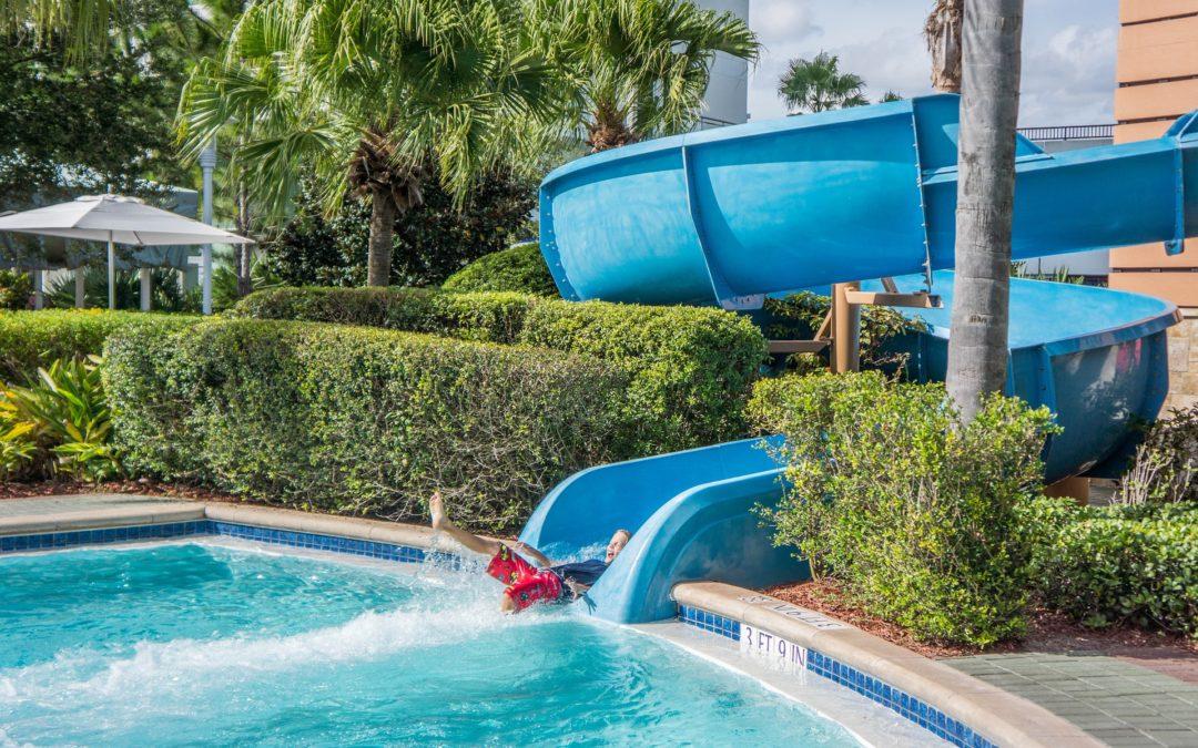 Le piscine e il divertimento: gli AcquaPark