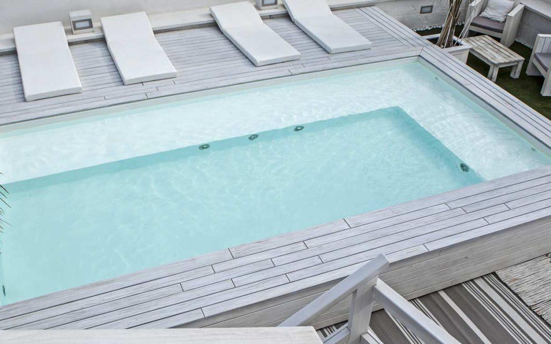 Come progettare una piscina fuori terra per la tua casa